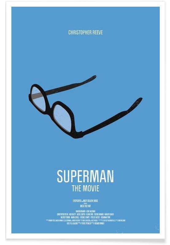 Superman - Film affiche
