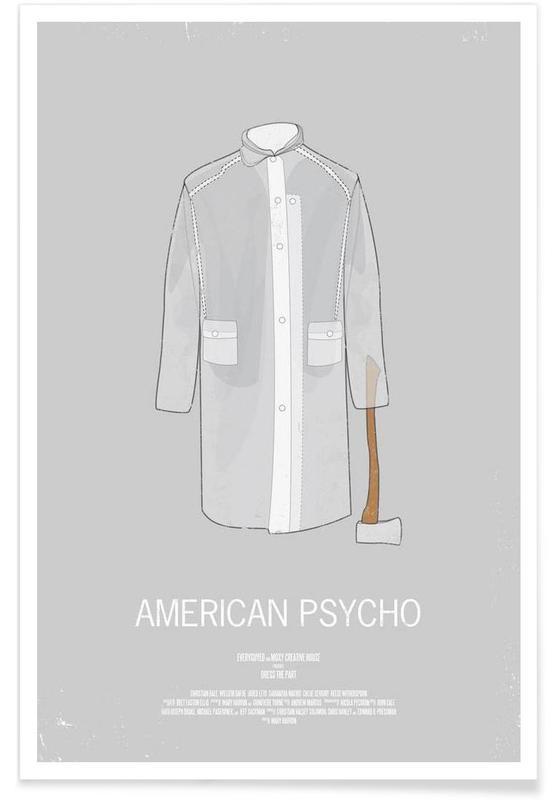 American Psycho - Film affiche