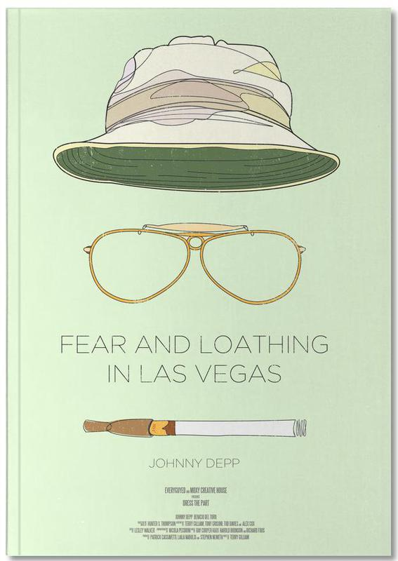 Fear and Loathing in Las Vegas Notebook