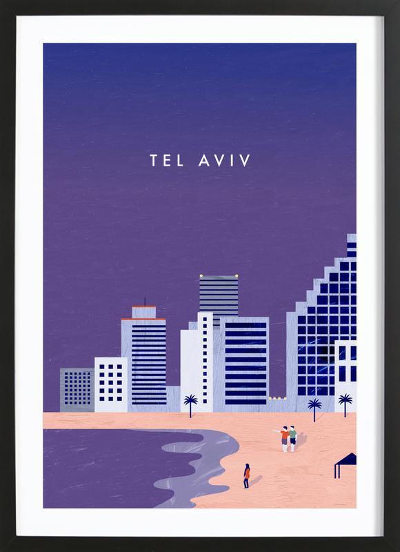 Tel Aviv Framed Print