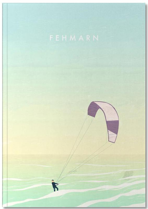 Fehmarn Premium Notizbuch