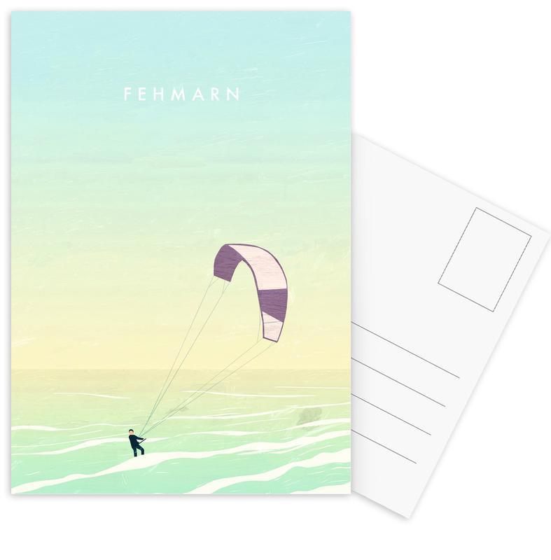 Fehmarn Postkartenset