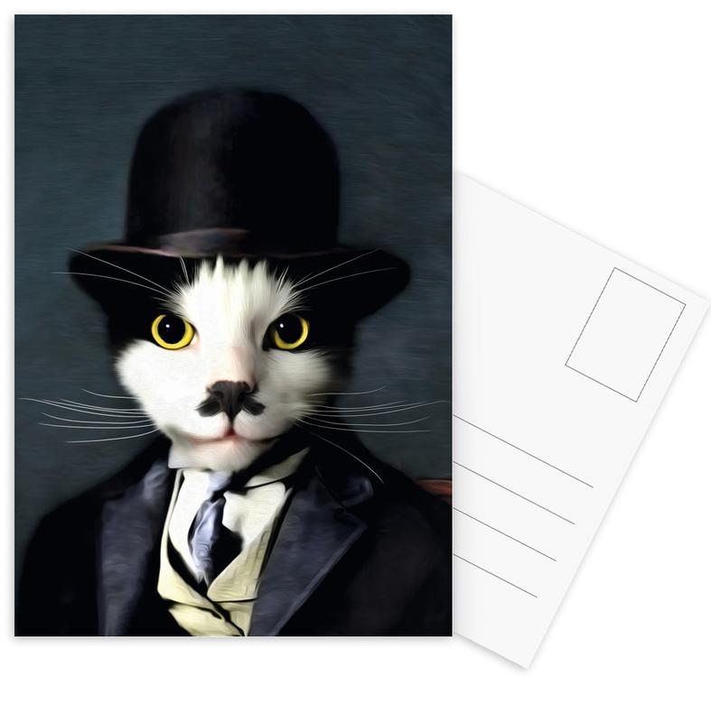 Charlie cartes postales