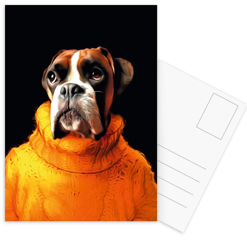 Trix cartes postales