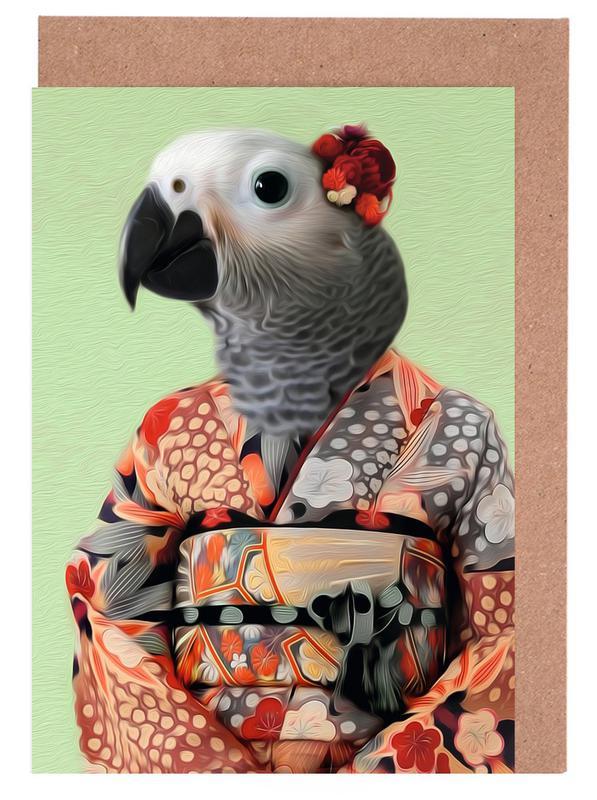 Miss Parrow cartes de vœux