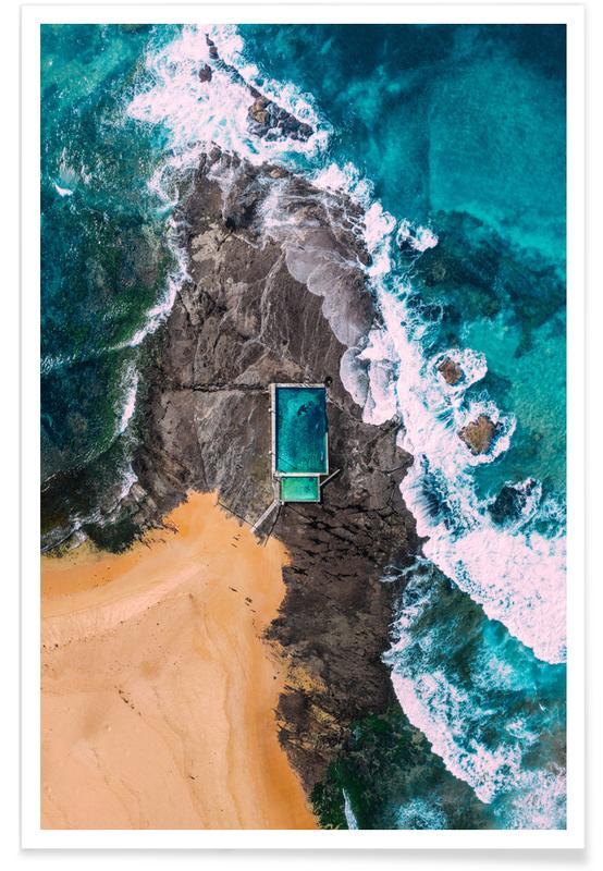 Marble Beach affiche