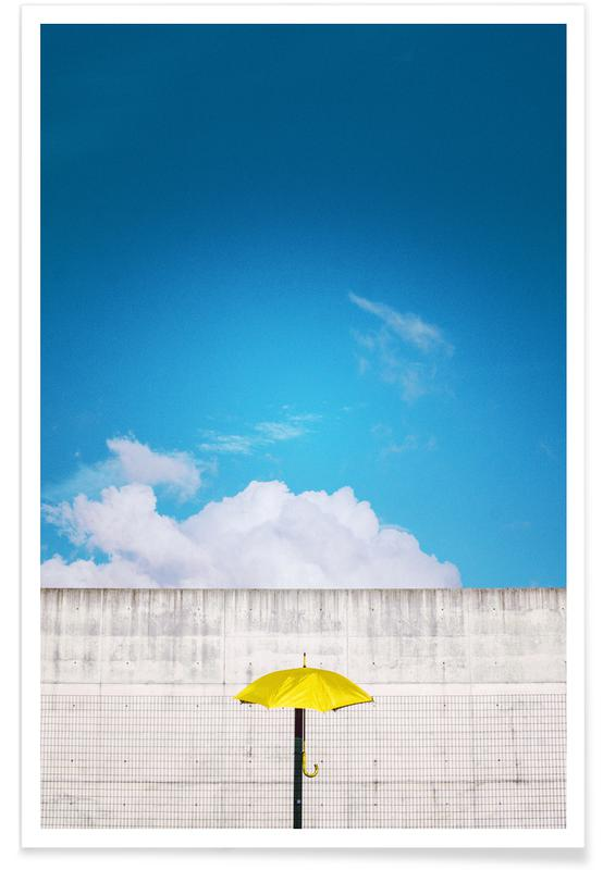 Paint the Town Yellow by @josespinola poster