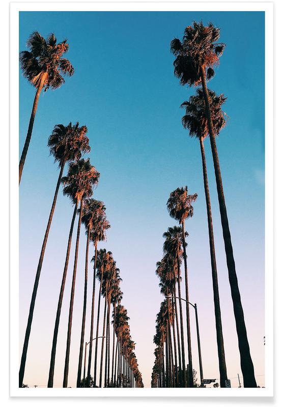 Wanna Be in LA by @samfn Poster
