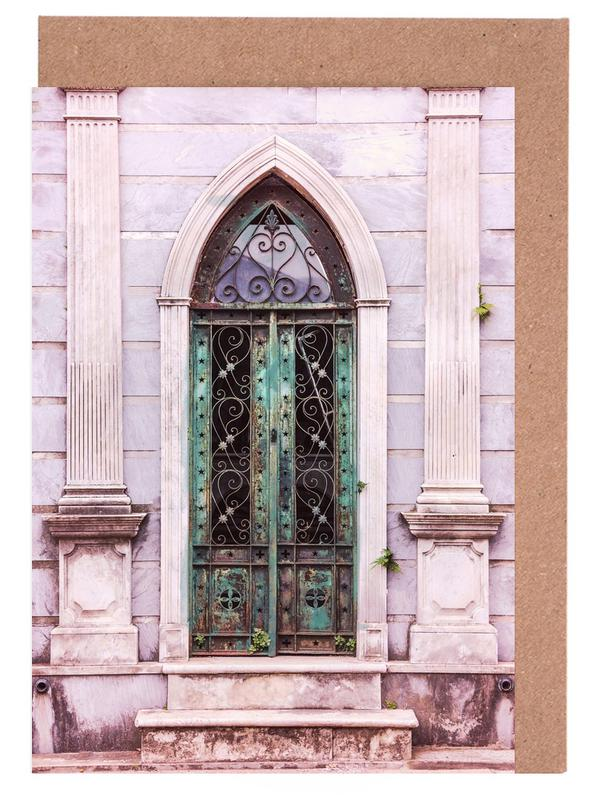 Buenos Aires Portal by @nwdp Greeting Card Set