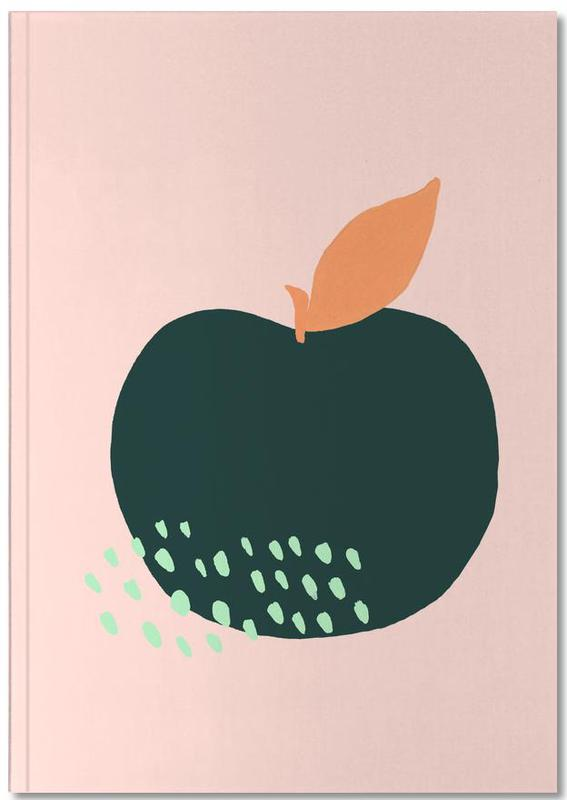Joyful Fruits Apple Premium Notizbuch