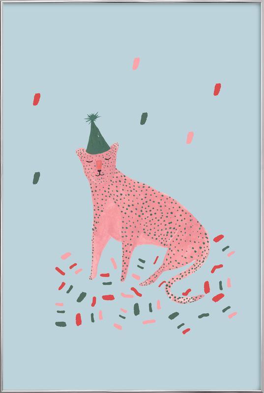 Party Animal Vol.1 -Poster im Alurahmen