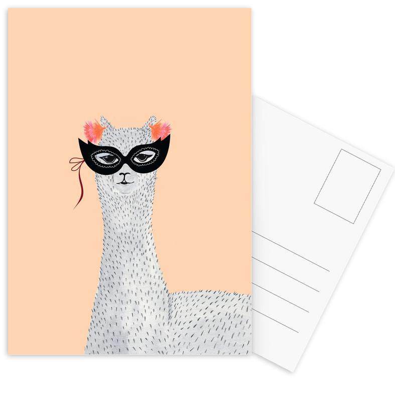 Party Animal Vol.2 Postcard Set