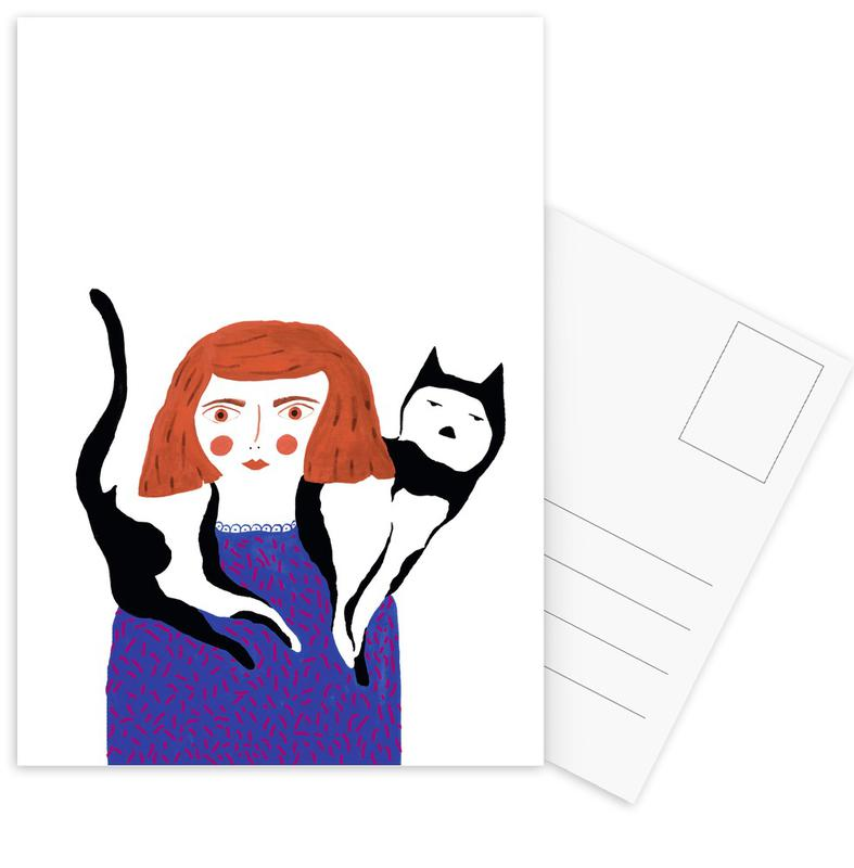 Love is Big Postcard Set