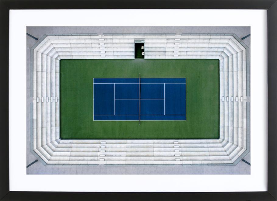 Nadal Premium Poster gerahmt | Dekoration > Bilder und Rahmen > Poster | Mehrfarbig
