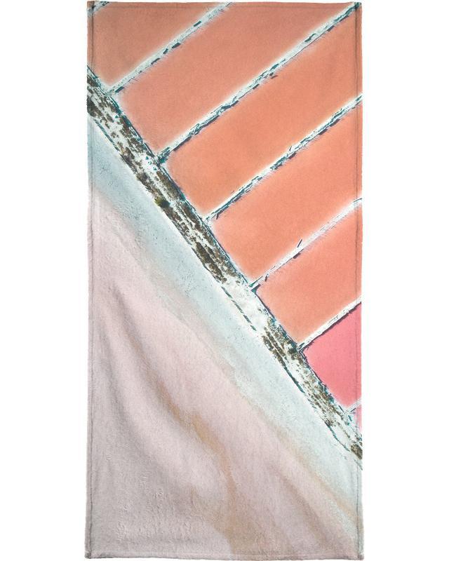 Pantone Strandtuch | Bad > Handtücher > Saunatücher | Mehrfarbig