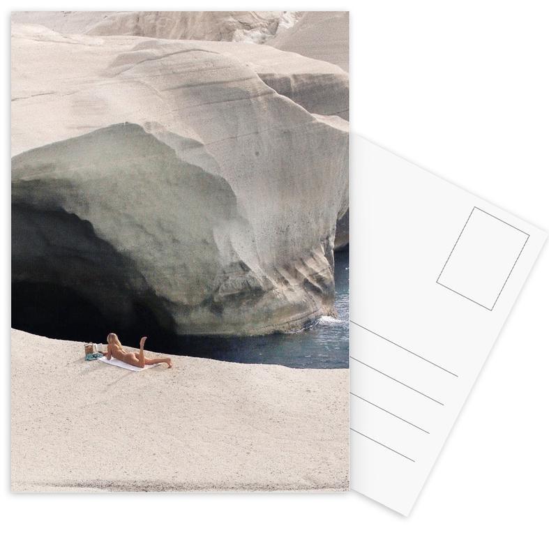 Milos Postcard Set