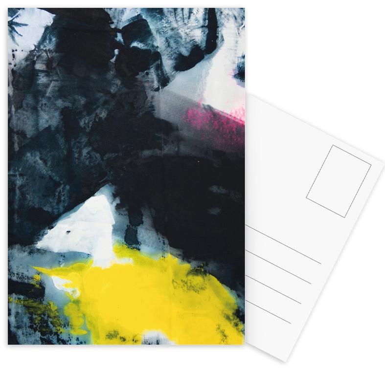 Melt Series 02 Postcard Set