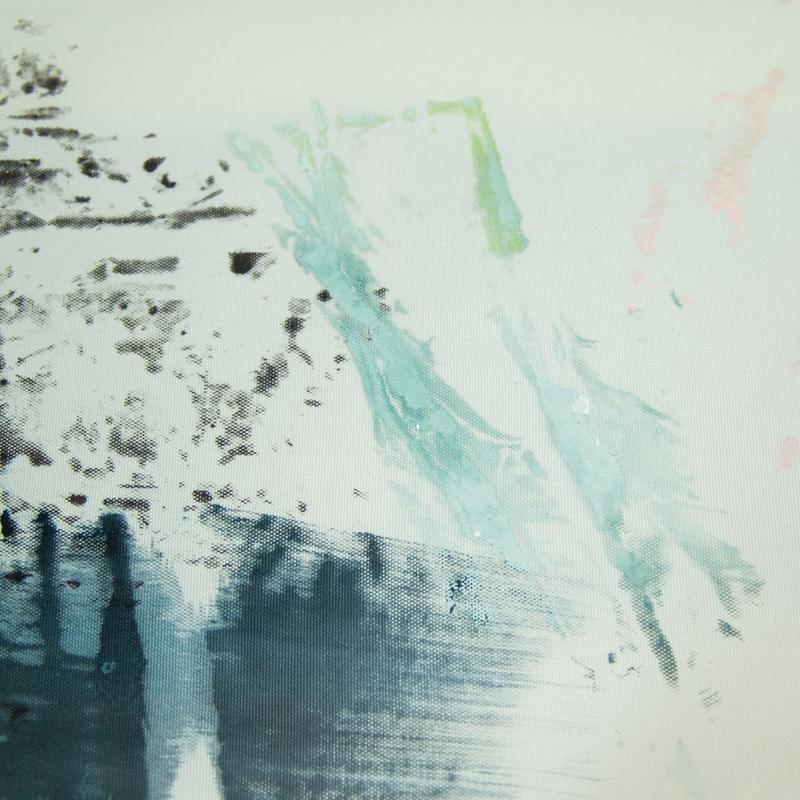 Melt Series 07 -Acrylglasbild