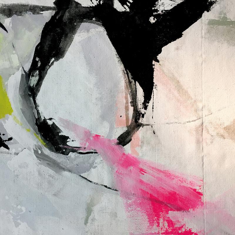 Melt Series 10 Canvas Print