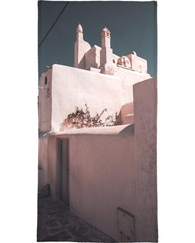 Greece XXXIV Beach Towel