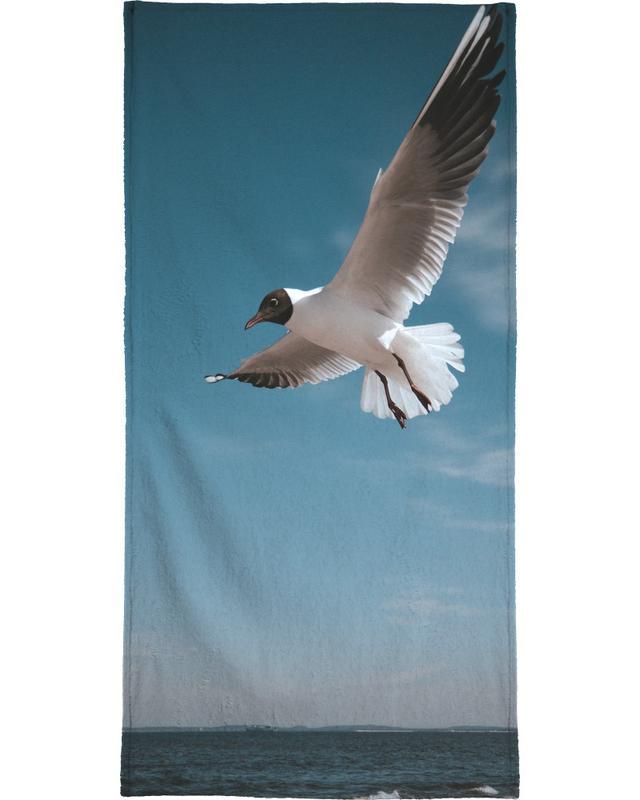 Seagulls IX -Handtuch