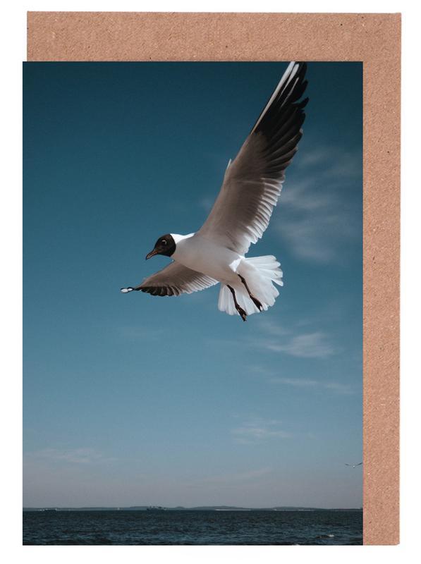 Seagulls IX Greeting Card Set