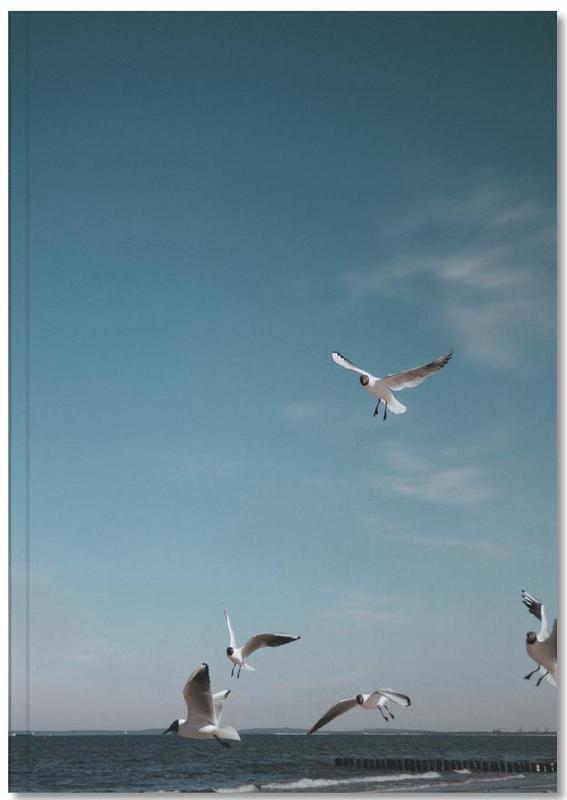 Seagulls IV Notebook