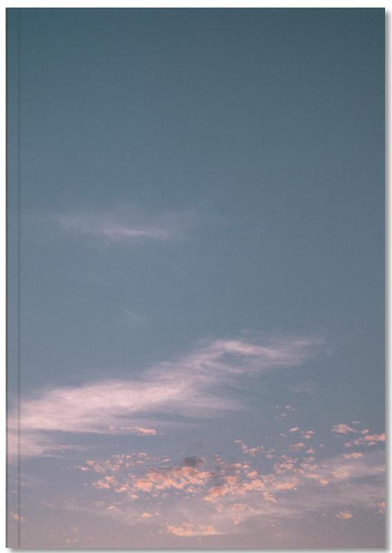 Dreamy Skies III Notebook