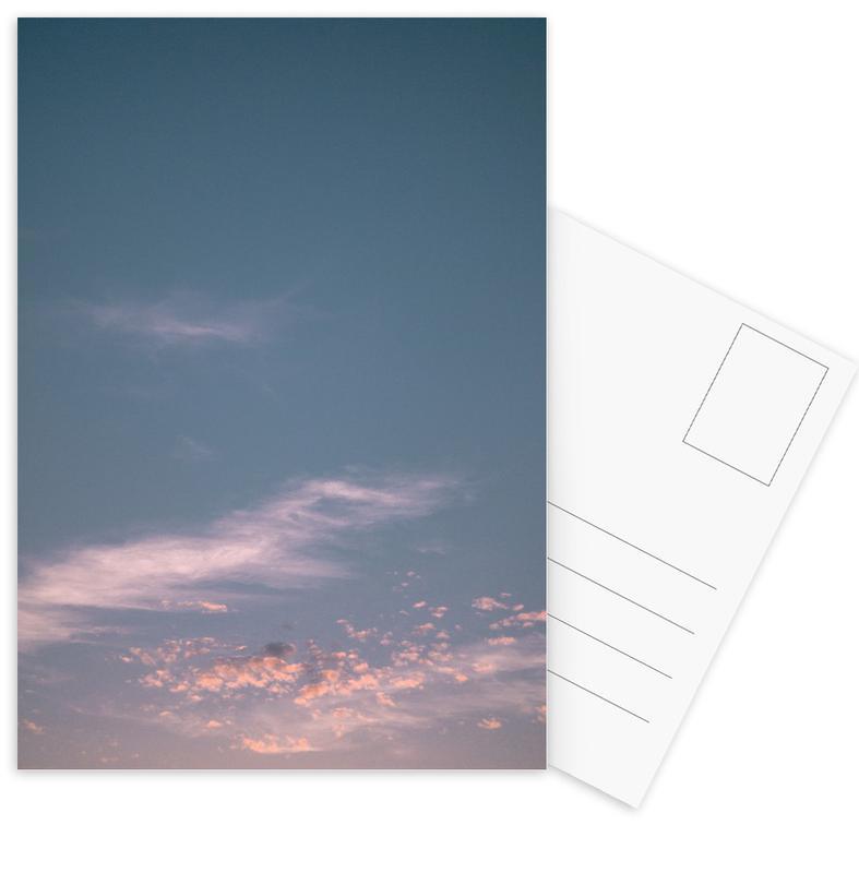 Dreamy Skies III -Postkartenset