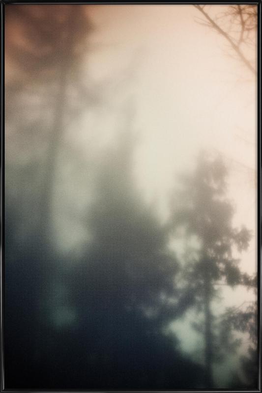 Treetops Framed Poster
