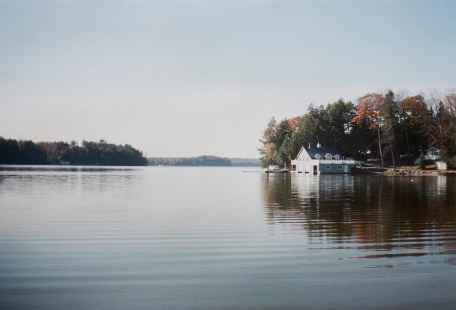 Canada -Acrylglasbild