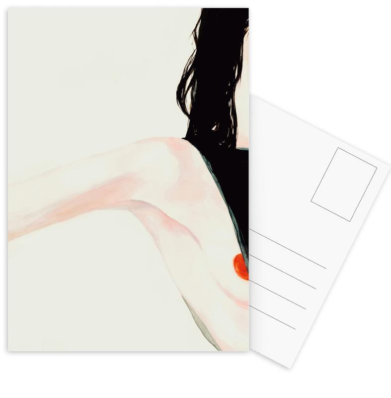 Naughty cartes postales