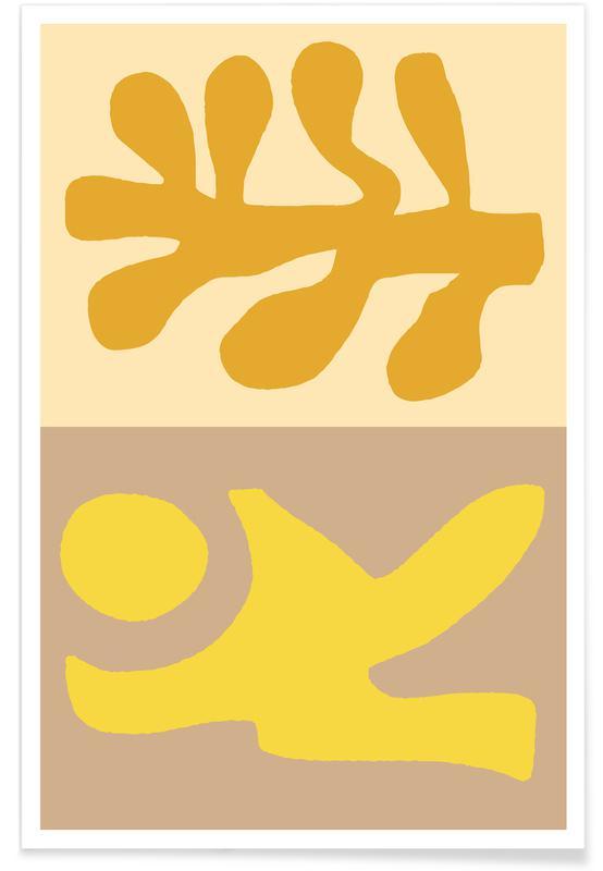 Golden Hair affiche