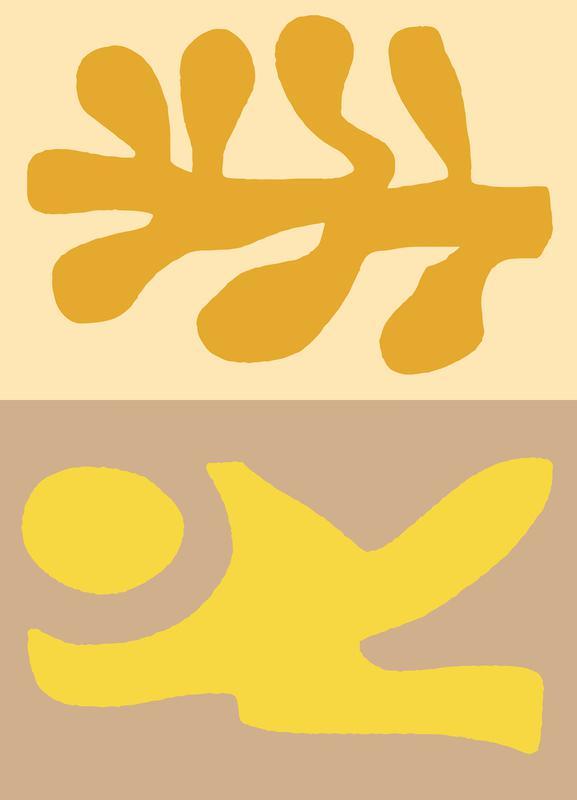 Golden Hair Canvas Print
