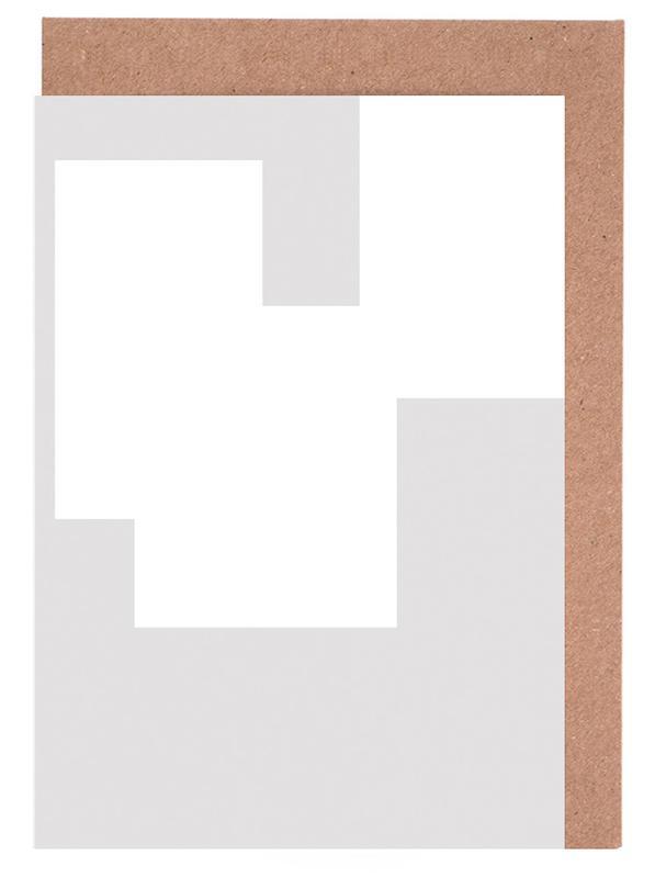 Three White Ones cartes de vœux