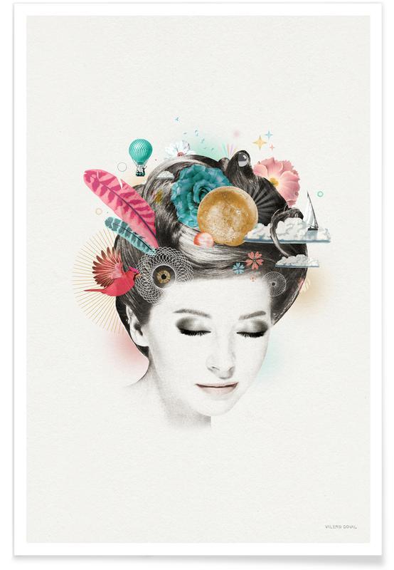 Luxury Hair -Poster