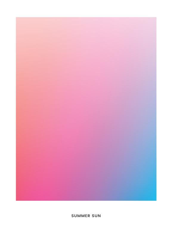 Sun #7 Canvas Print