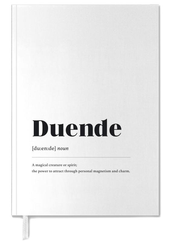 Duende Personal Planner