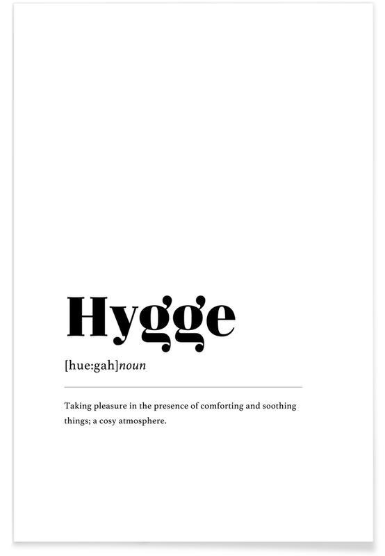 Hygge Poster