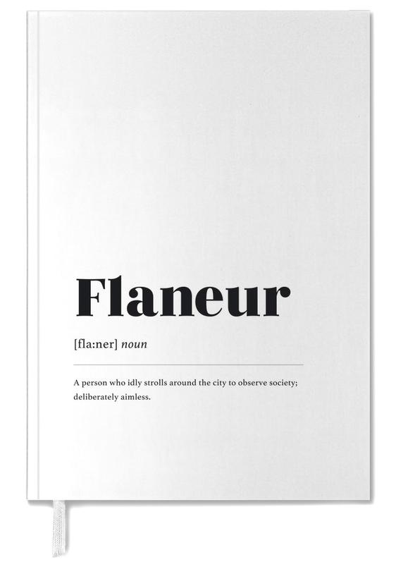 Flaneur Personal Planner