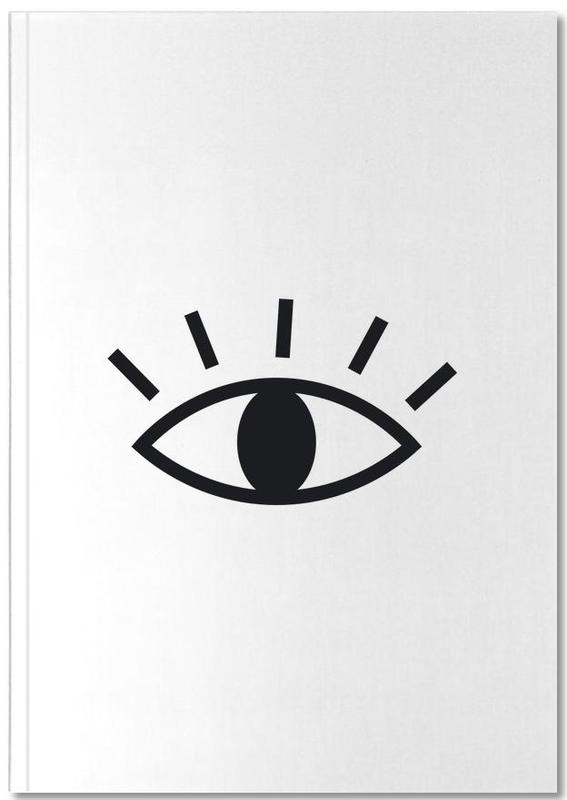 Open Eye Notebook