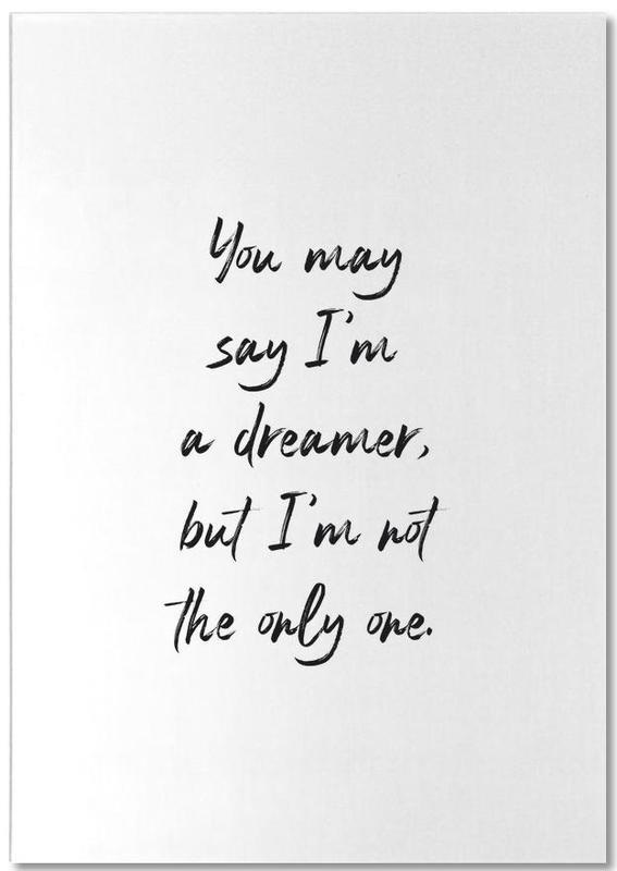 A Dreamer Notepad