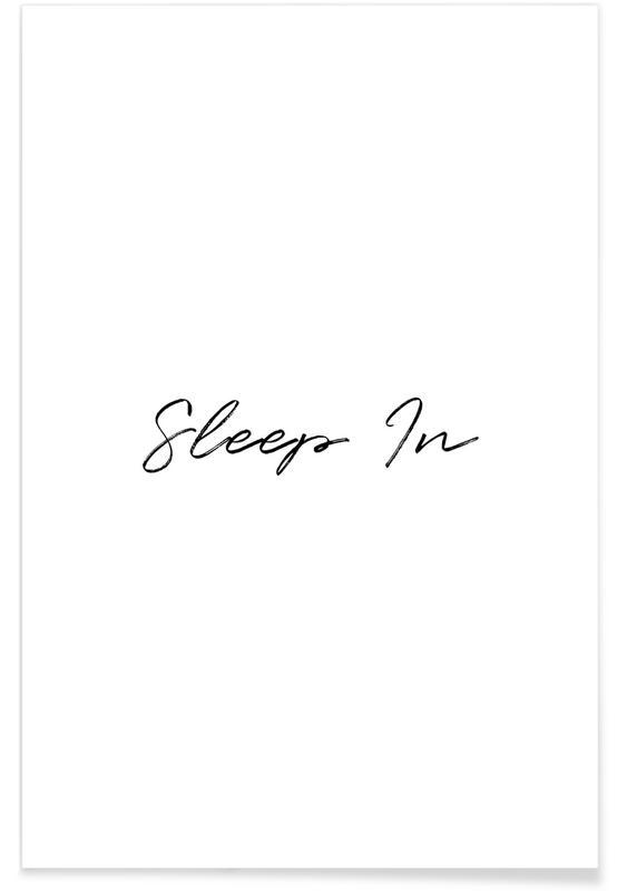Sleep In affiche