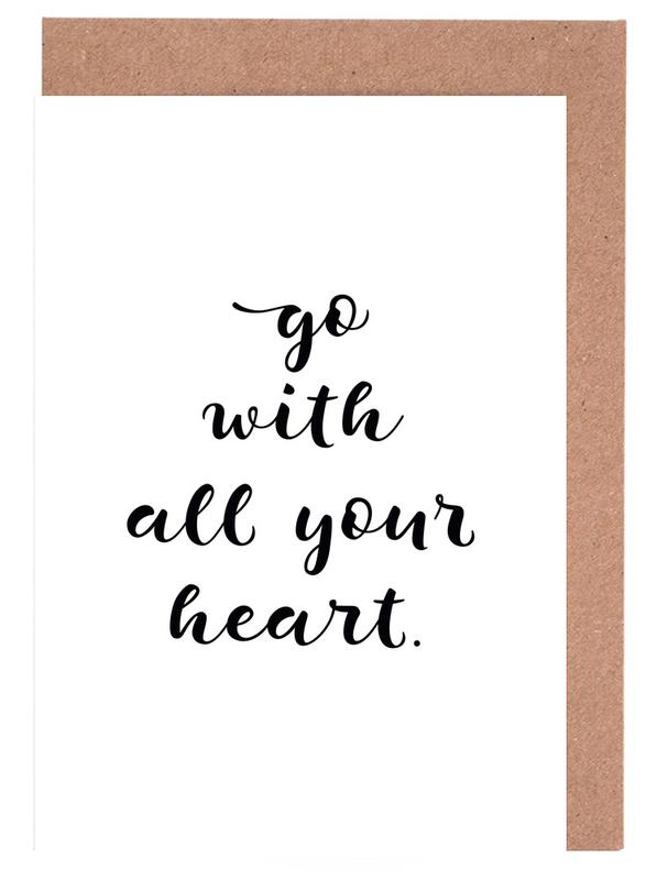 All Your Heart Greeting Card Set