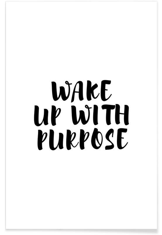 Wake Up Poster