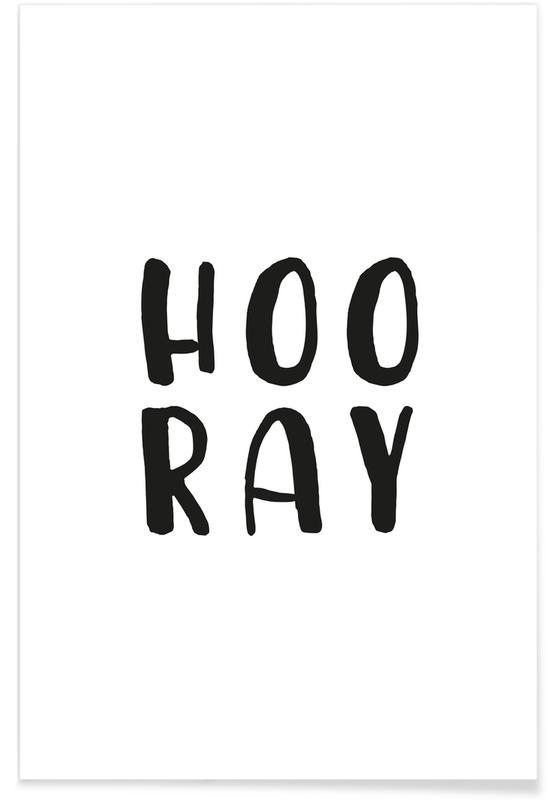 Hooray Poster