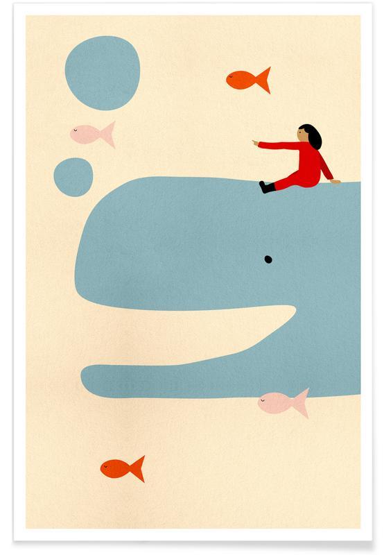 An Ocean Adventure Poster