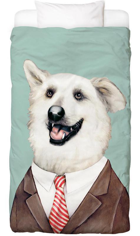 Happy dog Bettwäsche