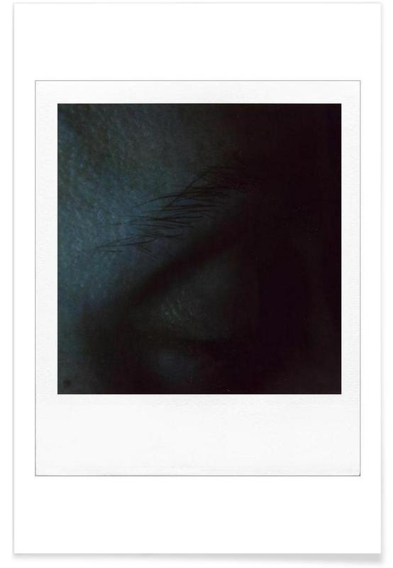 Eye dark Poster