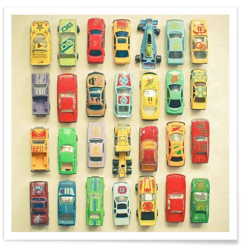 Car park poster